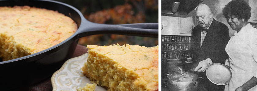 VERA BECK: GRACE AND CORNBREAD