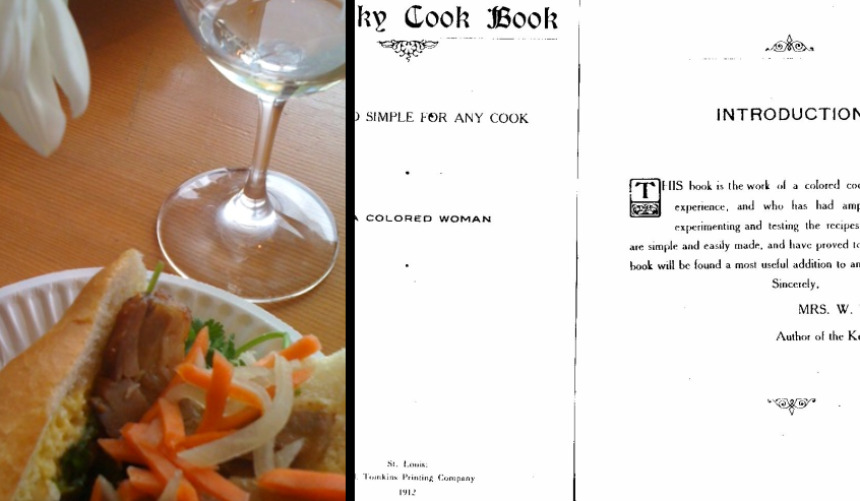 MRS. W.T. HAYES: COURAGEOUS COOK OR BENEFACTOR?