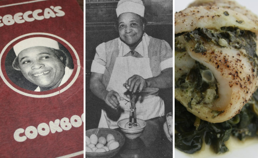 REBECCA WEST: TEARS OF JOY NOT SORROW FOR A HAPPY COOK