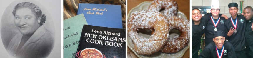 LENA RICHARD: HONORED BY JAMES BEARD THEN AND NOW